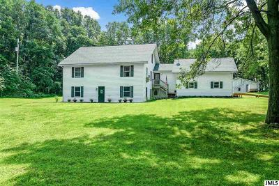 Single Family Home For Sale: 12075 Lippert Rd