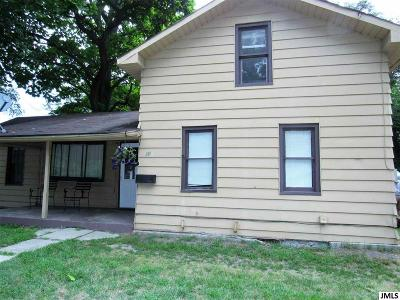 Brooklyn Single Family Home For Sale: 311 N Main St