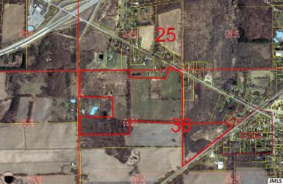 Parma MI Residential Lots & Land For Sale: $550,000