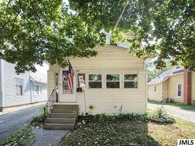 Jackson Single Family Home For Sale: 425 Seymour Ave