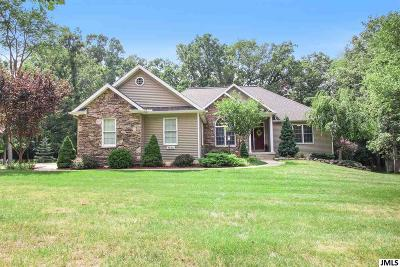 Jackson Single Family Home For Sale: 4868 Indian Creek Dr
