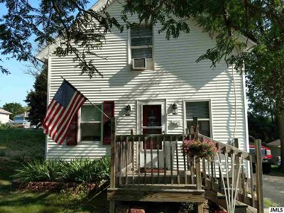 Jackson Single Family Home For Sale: 418 Jefferson St