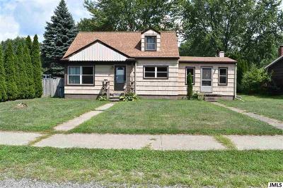 Jackson Single Family Home For Sale: 913 Varden