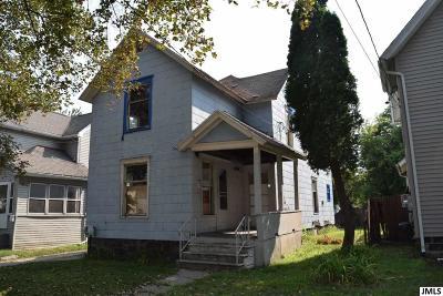 Jackson Single Family Home For Sale: 129 N Gorham