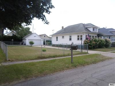 Jackson Single Family Home For Sale: 107 E Bird