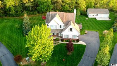 Grass Lake Single Family Home For Sale: 11279 Huckleberry Ln