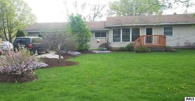 Single Family Home For Sale: 4255 Oak St