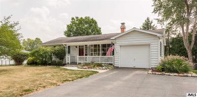 Jackson Single Family Home For Sale: 3053 John Glenn Dr