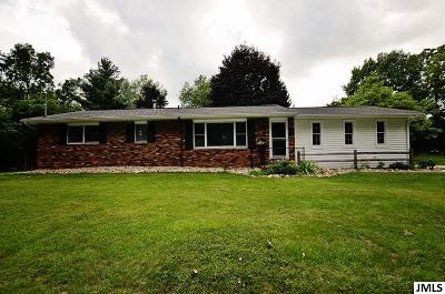 Spring Arbor Single Family Home Contingent - Financing: 2700 S Dearing Rd