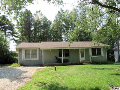 Jerome MI Single Family Home For Sale: $104,900