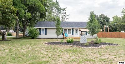 Jackson Single Family Home For Sale: 340 Bradley Dr