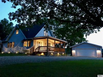 Grass Lake Single Family Home Contingent - Financing: 1480 Barber Rd