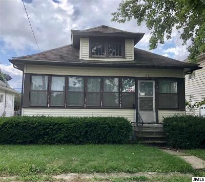 Single Family Home For Sale: 307 Meyers Ave