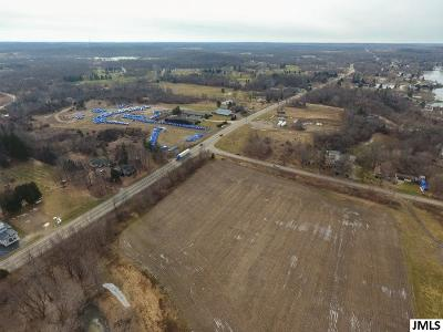 Commercial Lots & Land For Sale: V/L E Chicago Rd