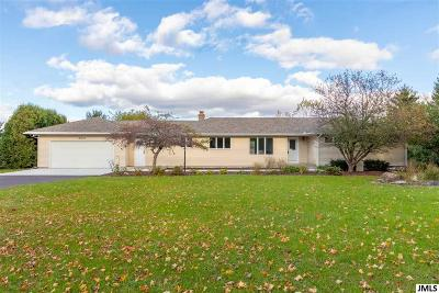 Mason Single Family Home For Sale: 2016 Hagadorn