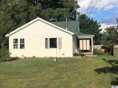 Jackson Single Family Home Contingent - Financing: 7631 Lansing Ave