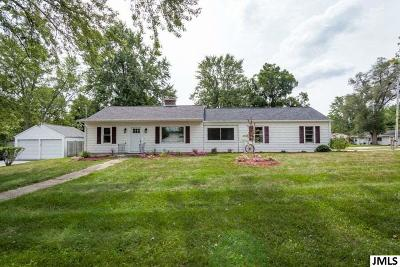 Michigan Center Single Family Home Contingent - Financing: 191 Cherry Street