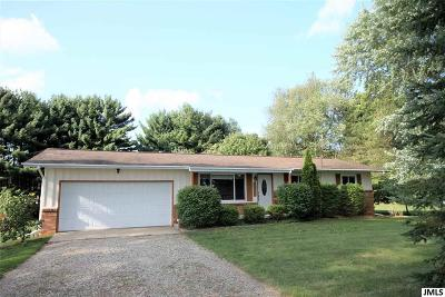 Pleasant Lake Single Family Home Contingent - Financing: 4568 E Berry Rd