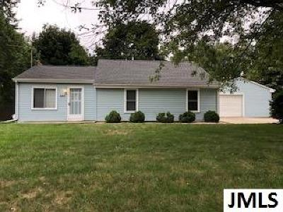 Jackson Single Family Home Contingent - Financing: 325 Burt