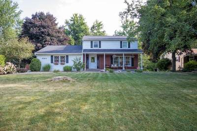 Jackson Single Family Home Contingent - Financing: 4864 Sequoia