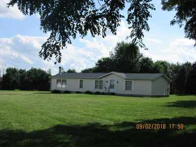 Single Family Home For Sale: 12635 Erie