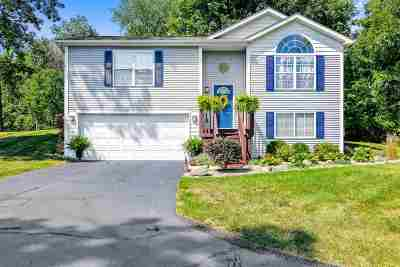 Spring Arbor MI Single Family Home Contingent - Financing: $179,000