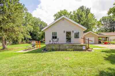 Single Family Home For Sale: 3131 Perlman Rd