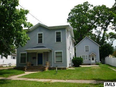 Jackson Multi Family Home Contingent - Financing: 309-311 Third St