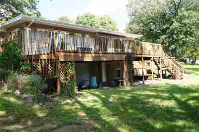 Pleasant Lake Single Family Home For Sale: 11501 Whitney Dr