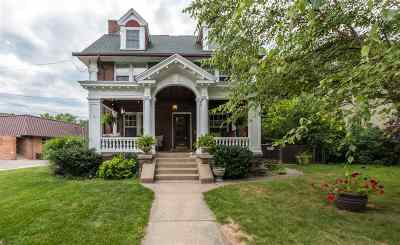 Single Family Home Contingent - Financing: 1504 Greenwood Ave