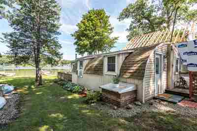 Concord MI Single Family Home Contingent - Financing: $105,000