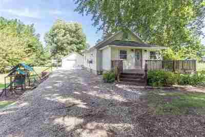 Munith Single Family Home For Sale: 216 1st St.