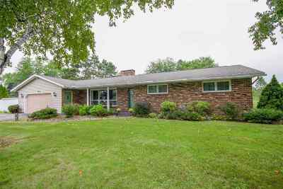 Single Family Home For Sale: 4021 Love Dr