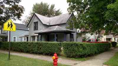 Single Family Home For Sale: 530 Webb