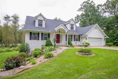Spring Arbor Single Family Home For Sale: 4118 Emerson St