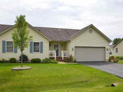 Spring Arbor Condo/Townhouse For Sale: 3057 Arborwood Blvd