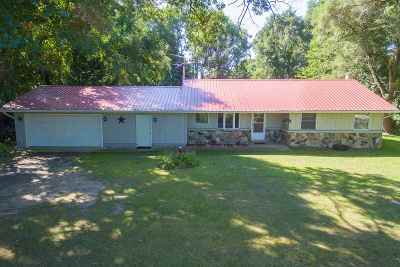 Rives Junction Single Family Home Contingent: 2879 Perrine Rd