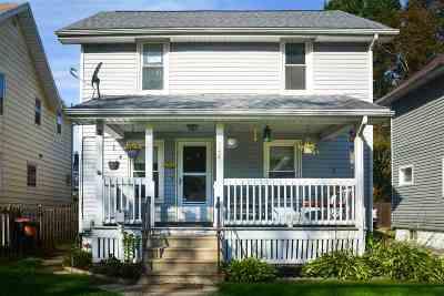 Jackson Single Family Home For Sale: 522 Orange St