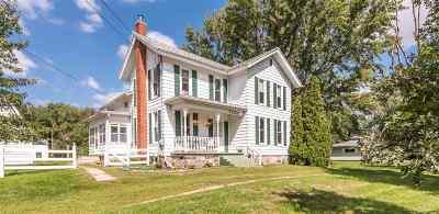 Parma Single Family Home For Sale: 7520 E Michigan Ave