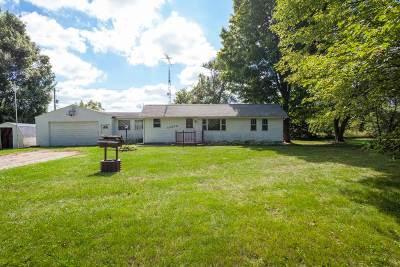 Single Family Home For Sale: 13333 Hutchisson
