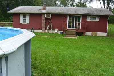 Jackson County Single Family Home For Sale: 6286 Brooklyn Rd