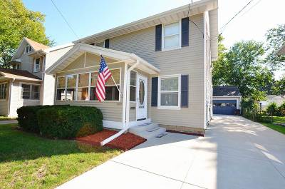 Jackson Single Family Home Contingent - Financing: 1009 S West