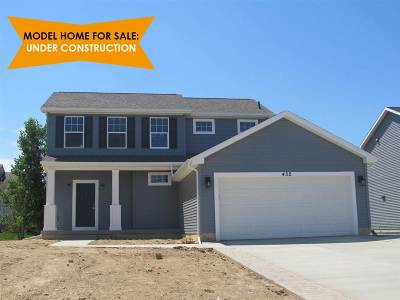 Jackson MI Single Family Home For Sale: $193,450