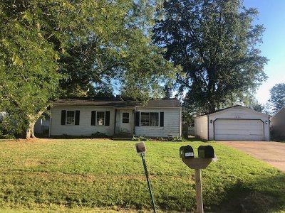 Jackson MI Single Family Home For Sale: $68,900