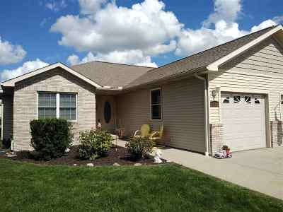 Grass Lake Condo/Townhouse For Sale: 754 Meadow Ct