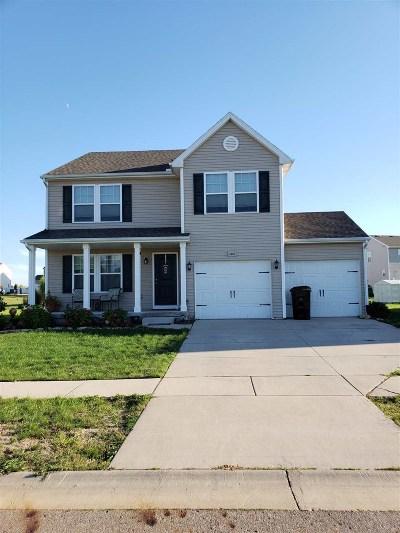 Mason Single Family Home For Sale: 4205 Black Cherry Lane