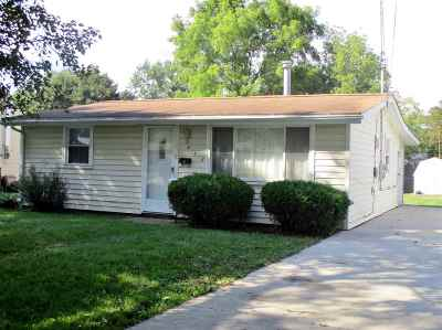Jackson Single Family Home Contingent - Financing: 312 E Monroe St