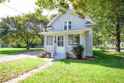 Jackson MI Single Family Home For Sale: $94,900