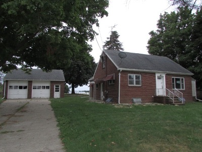 Single Family Home For Sale: 3787 County Farm