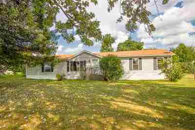 Rives Junction Single Family Home For Sale: 9111 Ford Rd
